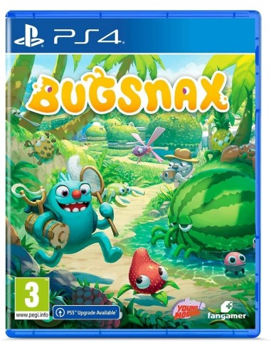 5785-PS4 - Bugsnax-5060760882280