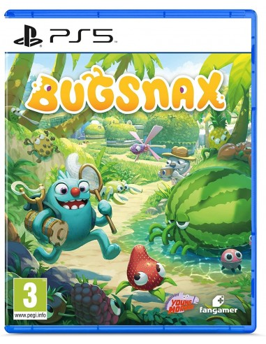 5784-PS5 - Bugsnax-5060760882358