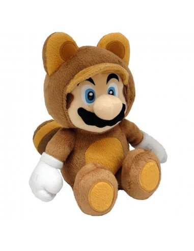 5745-Peluches - Peluche Super Mario Tanooki Mario-3760259930011