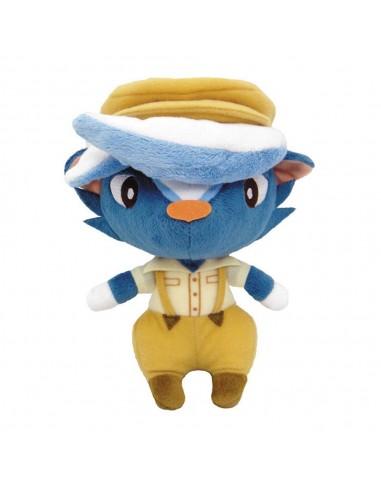 5739-Peluches - Peluche Betunio Animal Crossing 18cm-3700789290667