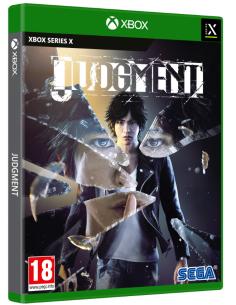 Xbox Series X - Judgment