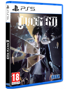 PS5 - Judgment