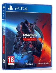 PS4 - Mass Effect Legendary...