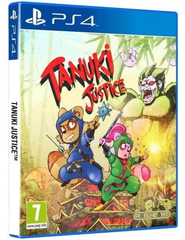 5903-PS4 - Tanuki Justice-0800265940031