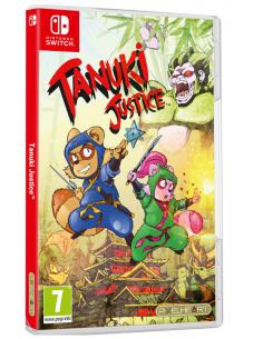 Switch - Tanuki Justice