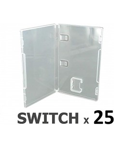 Switch - Pack 25 Cajas...