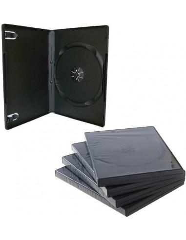 5894-PC - Pack 25 cajas individuales PC/DVD - Negra-5303975320841