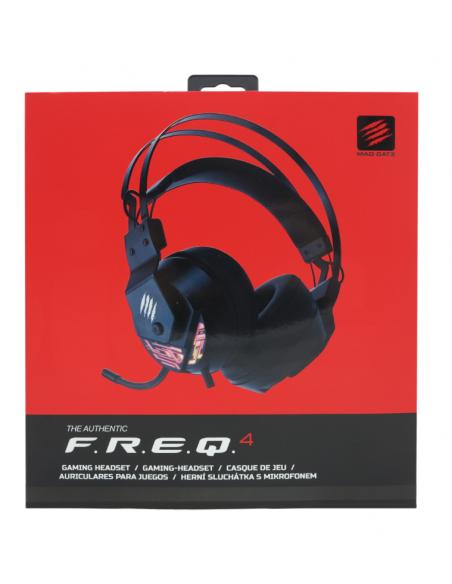 -5981-PC - F.R.E.Q. 4 Auricular Gaming Negro-4897093960207