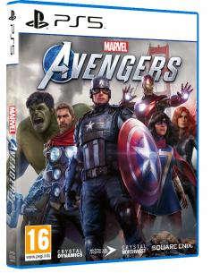 PS5 - Marvel's Avengers