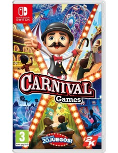 Switch - Carnival Games...