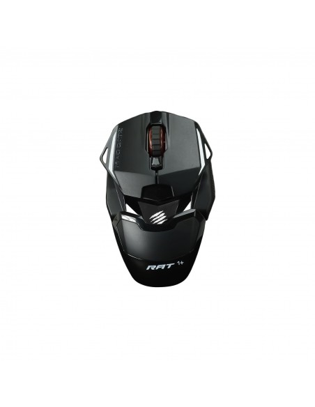 -5965-PC - R.A.T. 1+ Ratón Gaming Negro-4897093960016