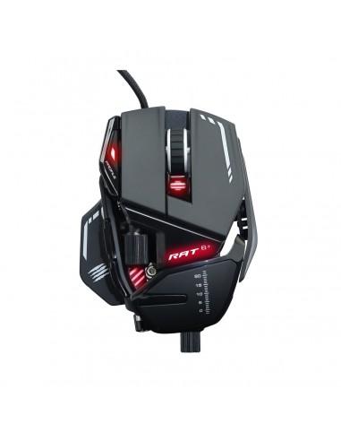 5964-PC - R.A.T. 8+ Ratón Gaming Negro-4897093960092