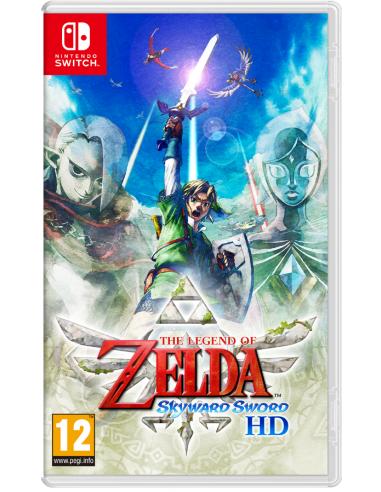 5997-Switch - The Legend of Zelda: Skyward Sword HD-0045496427849