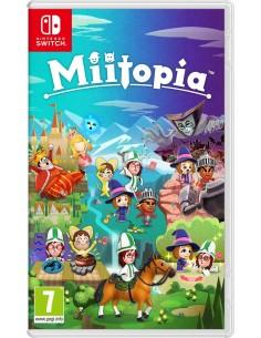 Switch - Miitopia
