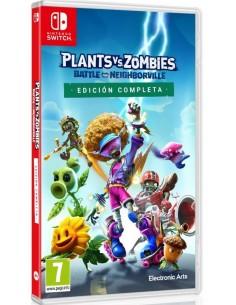 Switch - Plants VS Zombies...