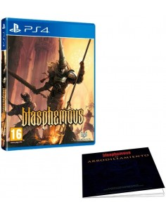 PS4 - Blasphemous