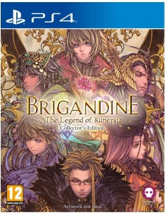 PS4 - Brigandine The Legend...