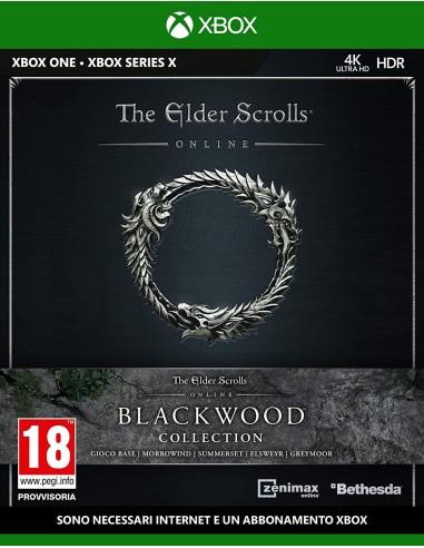 5857-Xbox Smart Delivery - The Elder Scrolls Online Collection: Blackwood-5055856428978