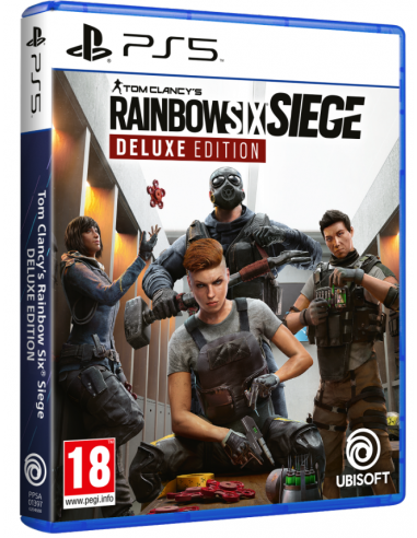 5859-PS5 - Rainbow Six Siege Edición Deluxe Year 6-3307216204732