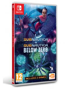 Switch - Subnautica +...