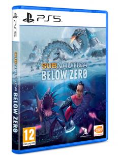 PS5 - Subnautica Below Zero