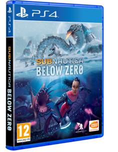PS4 - Subnautica Below Zero