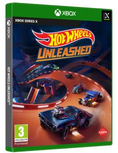 Xbox Series X - Hot Wheels...