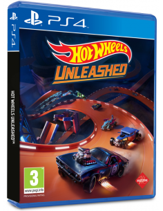 PS4 - Hot Wheels Unleashed