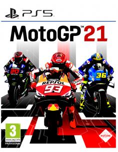 PS5 - MotoGP 21