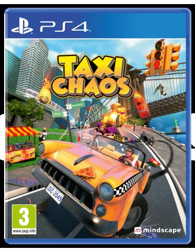 6106-PS4 - Taxi Chaos-8720256139355