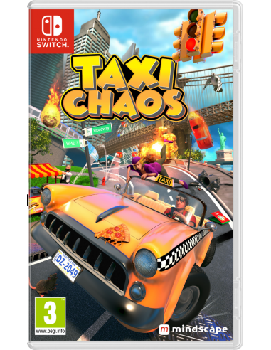 6103-Switch - Taxi Chaos-8720256139348