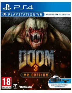 PS4 - DOOM 3 VR