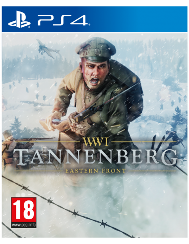 6126-PS4 - WWI Tannenberg: Eastern Front-8720256139713