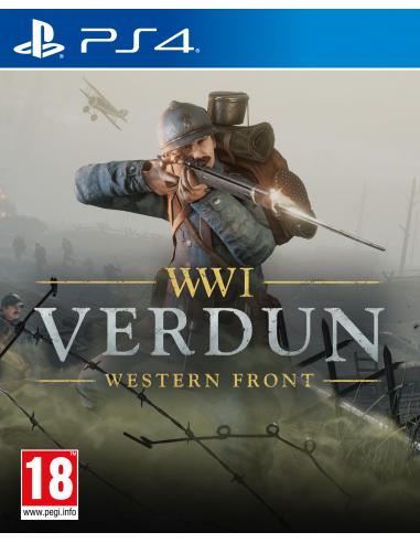 6129-PS4 - WWI Verdun: Western Front-8720256139706