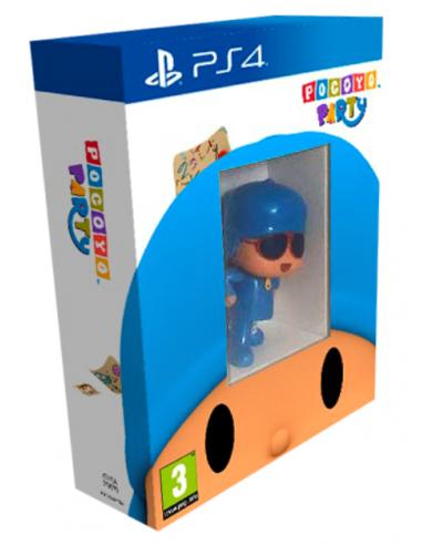6152-PS4 - Pocoyo Party +Toy  -8437015294292