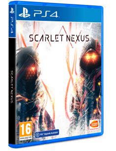 PS4 - Scarlet Nexus