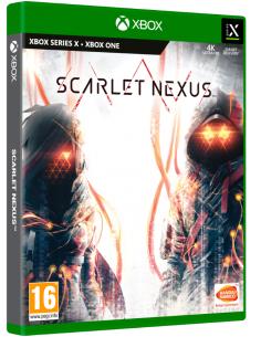 Xbox Series X - Scarlet Nexus