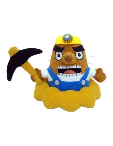 6194-Peluches - Peluche Rese T Ado Animal Crossing 17cm-3700789290636