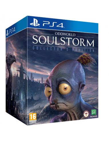 6199-PS4 - Oddworld Soulstorm - Collectors Oddition-3760156487021