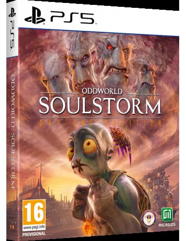 6196-PS5 - Oddworld Soulstorm - Day One Oddition-3760156487175