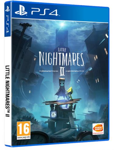 6254-PS4 - Little Nightmares 2-3391892013795