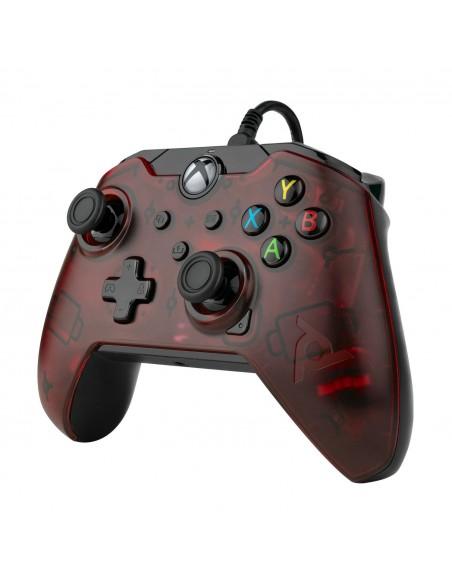 -6260-Xbox Series X - Wired Controller Rojo licenciado-0708056067700