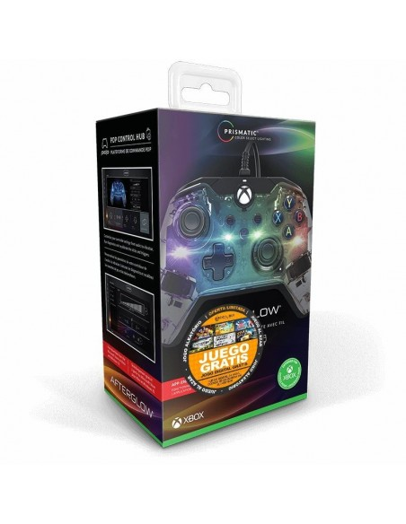 -6071-Xbox Series X - Afterglow Wired Controller Licenciado-0708056067632