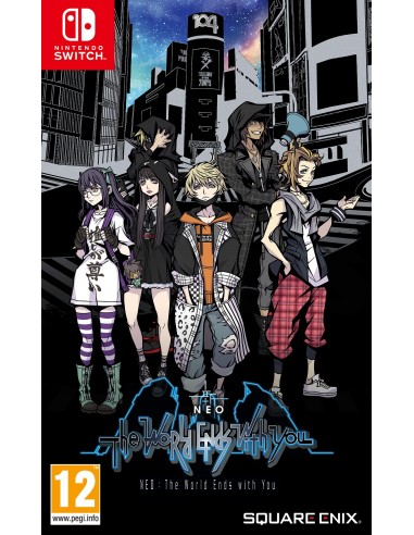6285-Switch - NEO: The World Ends with You-5021290090750