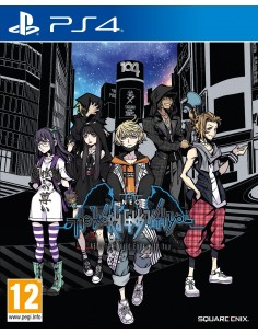 PS4 - NEO: The World Ends...