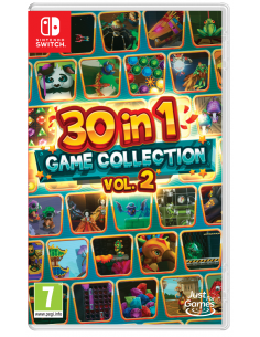 Switch - 30-in-1 Games...