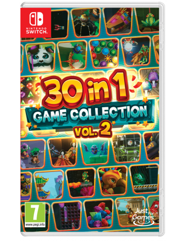 6286-Switch - 30-in-1 Games Collection Vol. 2-3700664527390