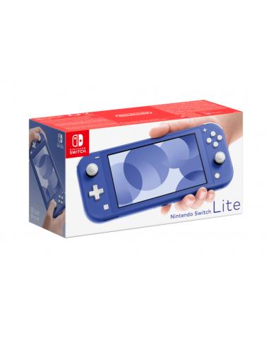 6298-Switch - Nintendo Switch Consola Lite Azul-0045496453404