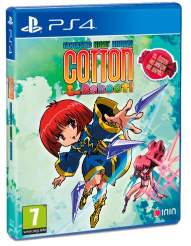 6265-PS4 - Cotton Reboot!-4260650742101