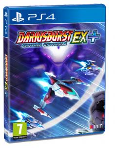 PS4 - Darius Burst: Another...